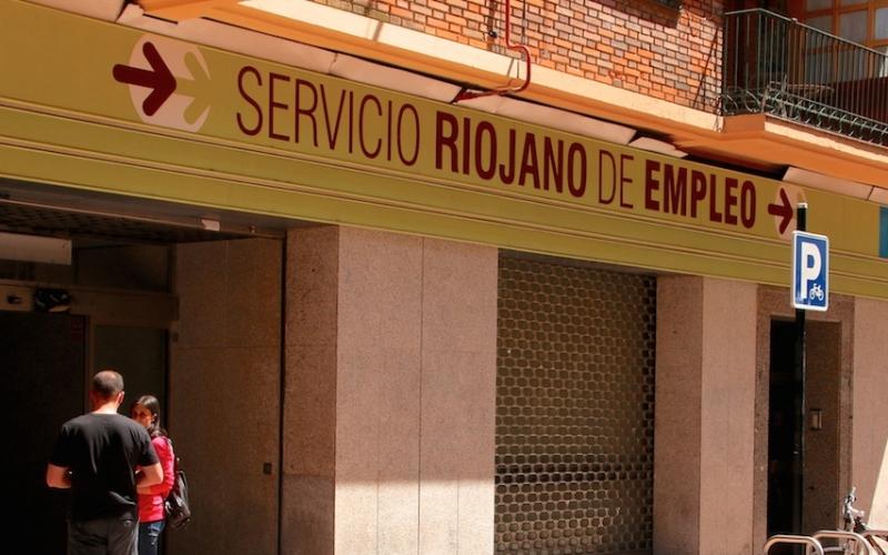 La Rioja no ejecuta los fondos estatales para formación y orientación para desempleados