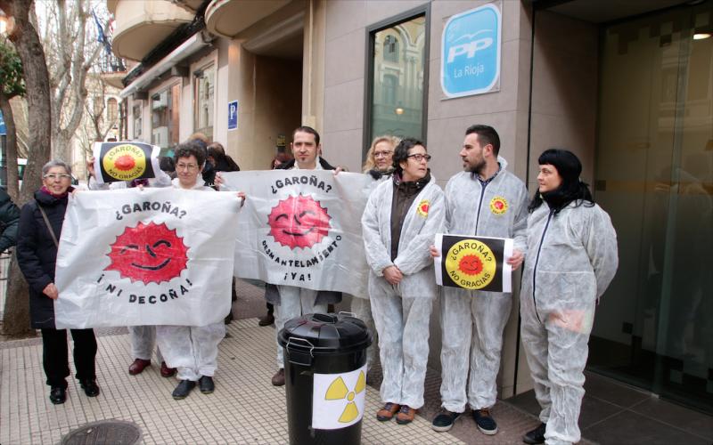 La reapertura de Garoña obedece a intereses empresariales y políticos