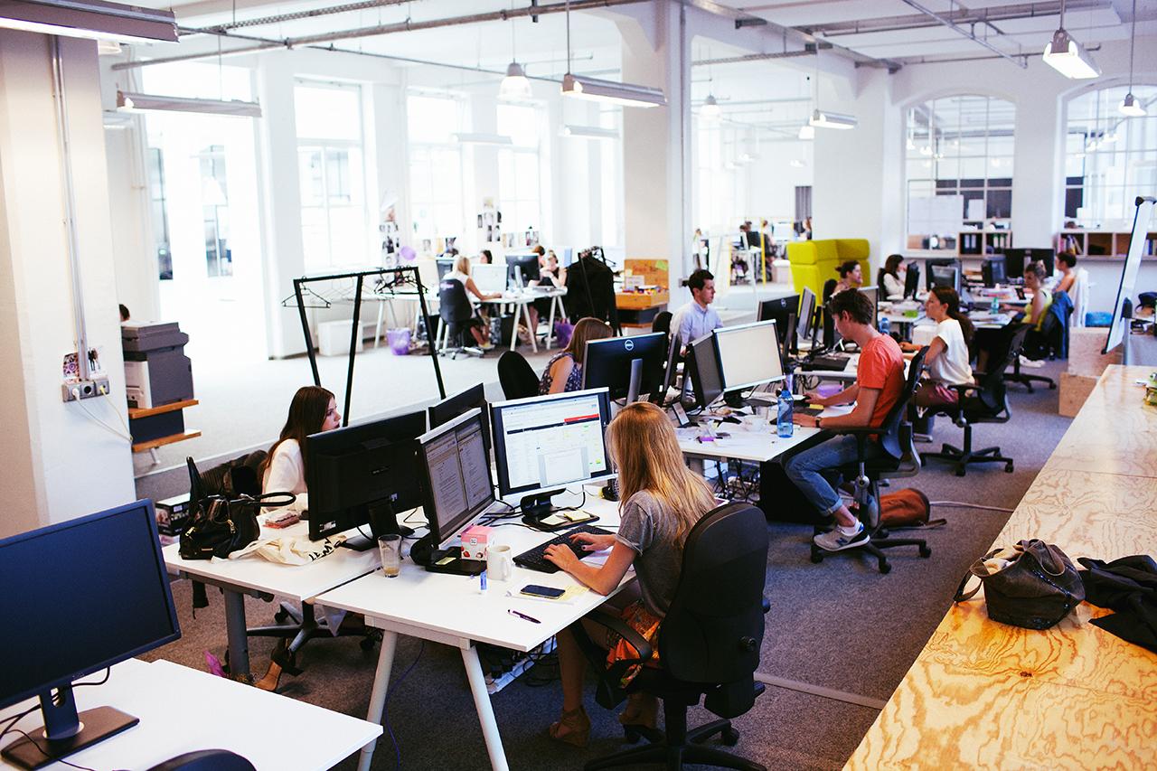 Se crea empleo pero es temporal y mal pagado ccoo for Oficinas de trabajo temporal