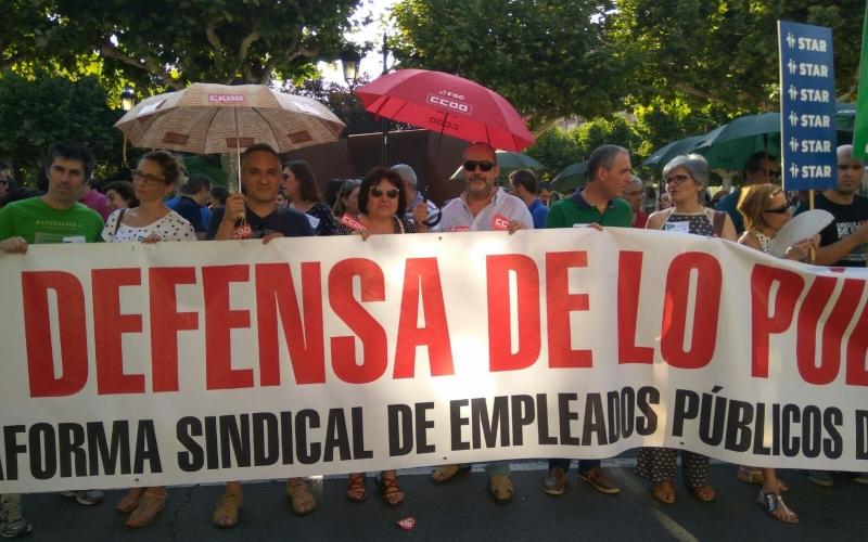 En lucha por la recuperación de los derechos perdidos