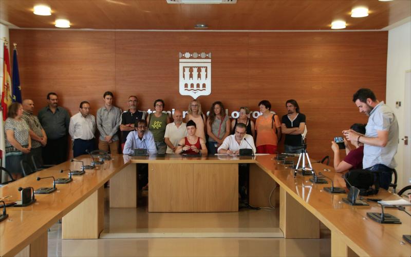 Logroño necesita una ordenanza de dominio público para evitar su uso partidista