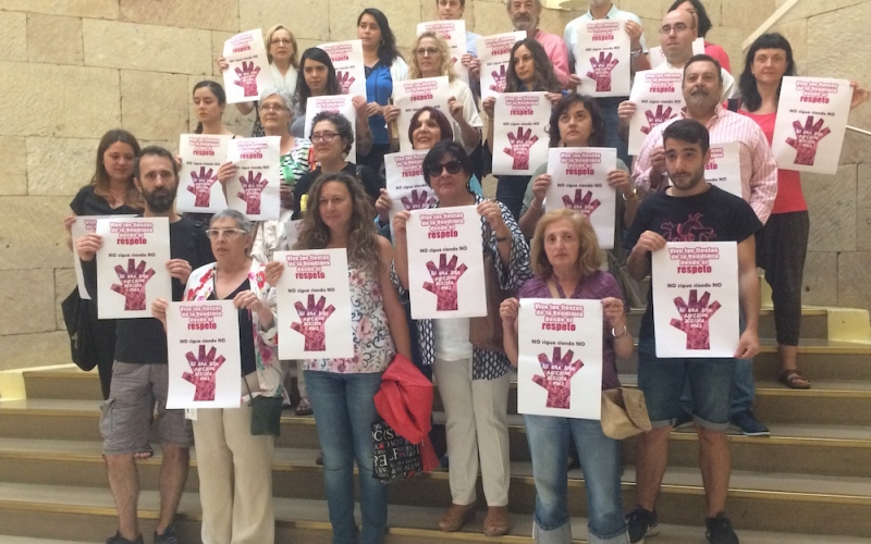 Más protección para las víctimas en la campaña contra las agresiones sexistas