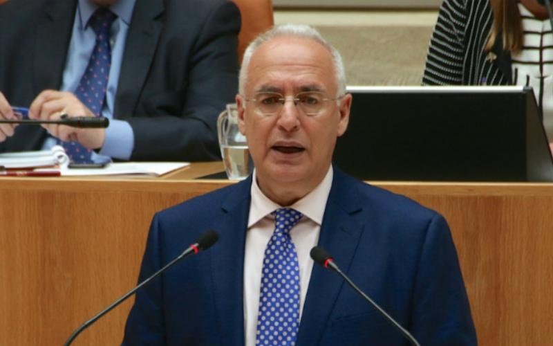 """CCOO achaca a Ceniceros """"falta de autocrítica"""" en el Debate del Estado de la Región"""