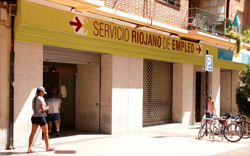 La Rioja vuelve a superar los 17.000 parados