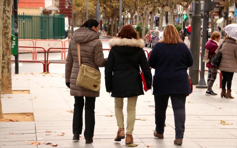 Las mujeres riojanas, fuera del mercado laboral
