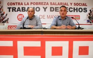 1 de Mayo, contra la pobreza salarial y social. Trabajo y derechos