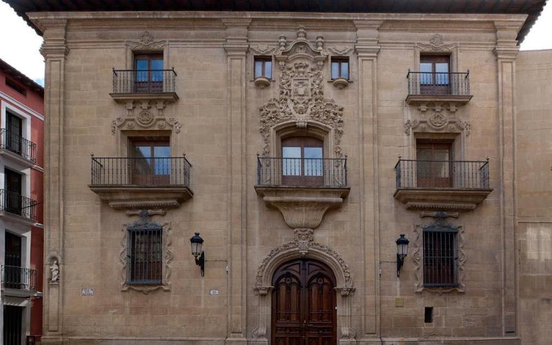 El Museo de La Rioja, un cortijo mal gestionado