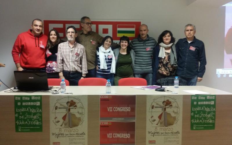 CCOO de La Rioja exige la aplicación efectiva de la Constitución