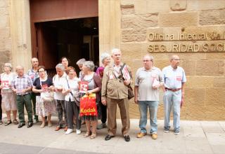 CCOO Federación Pensionistas
