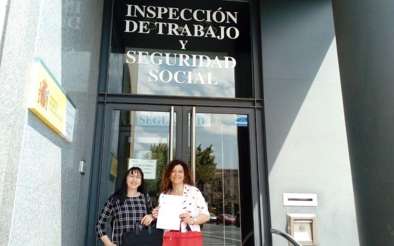 CCOO denuncia a la Residencia de Lardero por limitar la libertad sindical