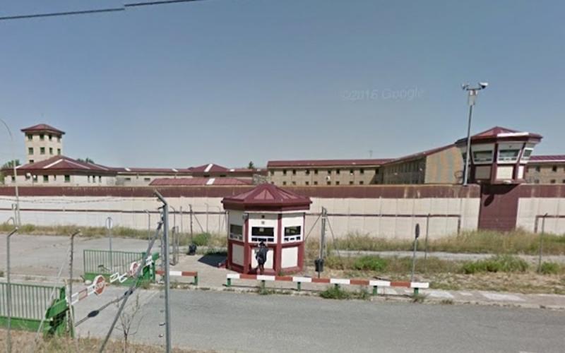 Cuatro días de huelga en el Centro Penitenciario de Logroño