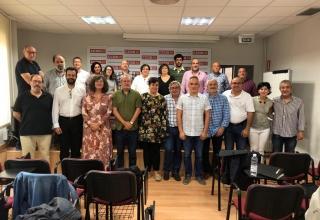 Reunión corredor Cantábrico-mediterráneo