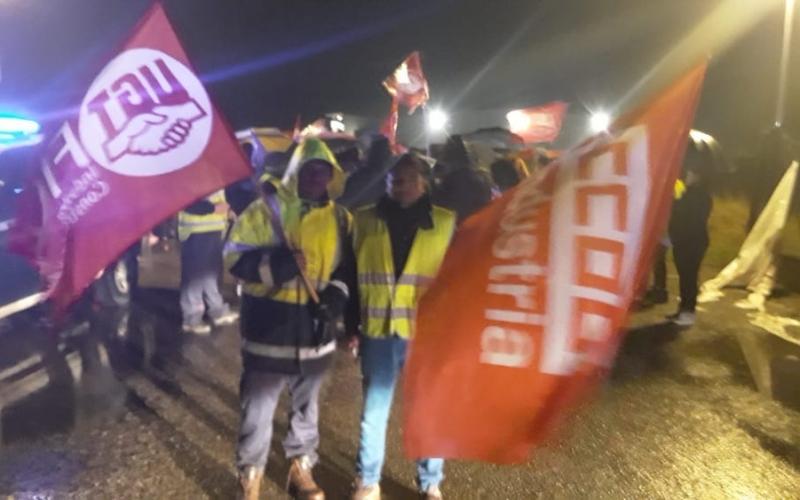 Desconvocada la huelga en Champifresh y Riojal tras alcanzar un preacuerdo sobre el convenio colectivo