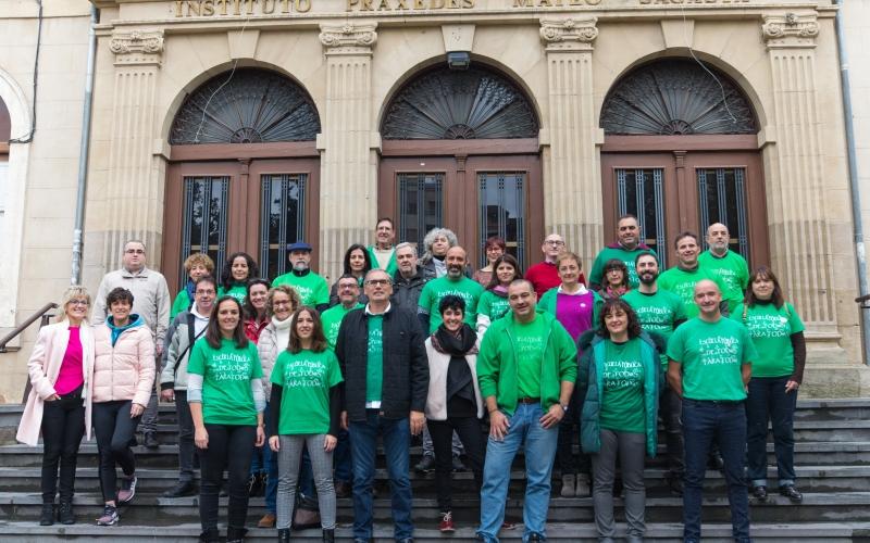 La FECCOO de La Rioja presenta a las elecciones sindicales docentes una candidatura de 176 personas, con mayoría de mujeres