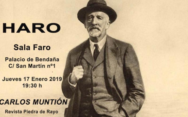 Ruta Cossío: viaje cultural a Haro este sábado