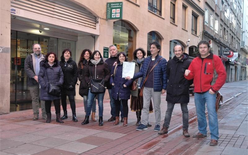 CCOO presenta su candidatura a las elecciones sindicales de la Comunidad Autónoma