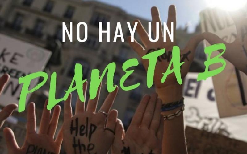 CCOO apoya las movilizaciones juveniles contra el cambio climático
