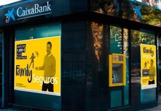 ECONOMIA CaixaBank refuerza su cercania al cliente con el lanzamiento de  Family   su nueva campana corporativa