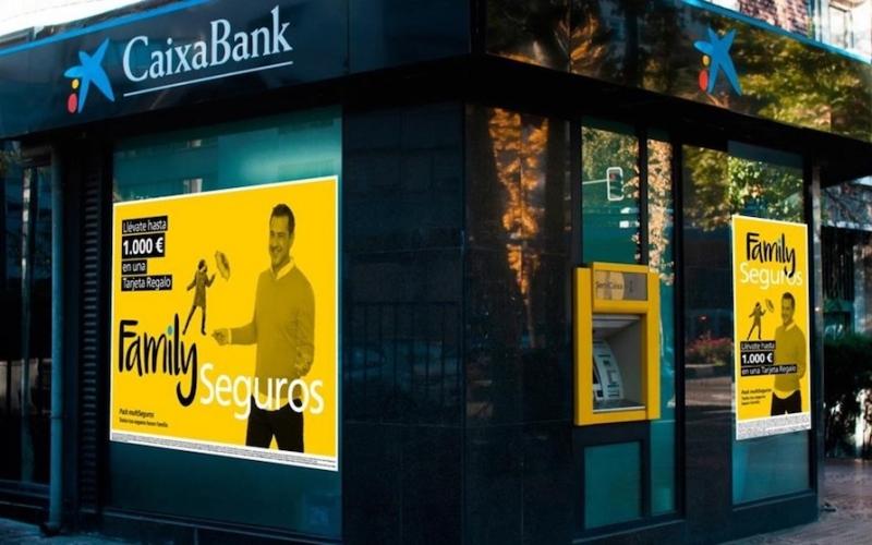 Las consecuencias del ERE de Caixabank en La Rioja, 20 despidos