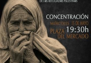 15 mayo Palestina