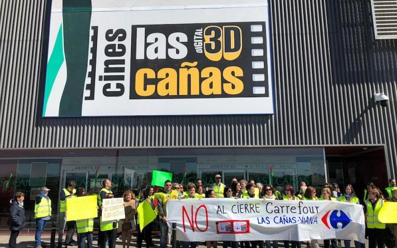 #AsiSí: Acuerdo en Carrefour Las Cañas de Viana