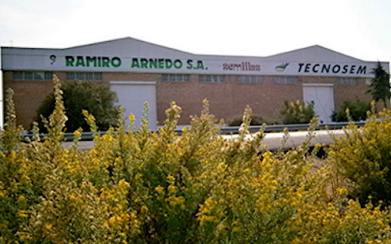 Pleno de CCOO en la empresa de semillas Ramiro Arnedo