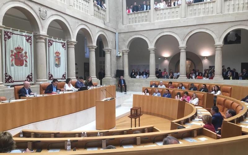 Los presupuestos y los fondos de reconstrucción son la oportunidad para la transformación de La Rioja