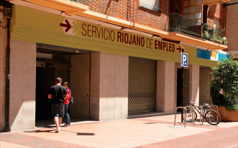 El sector de la agricultura salva el incremento del paro en agosto en La Rioja