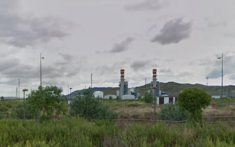CCOO se solidariza con el personal de seguridad de la central termoeléctrica de Arrúbal