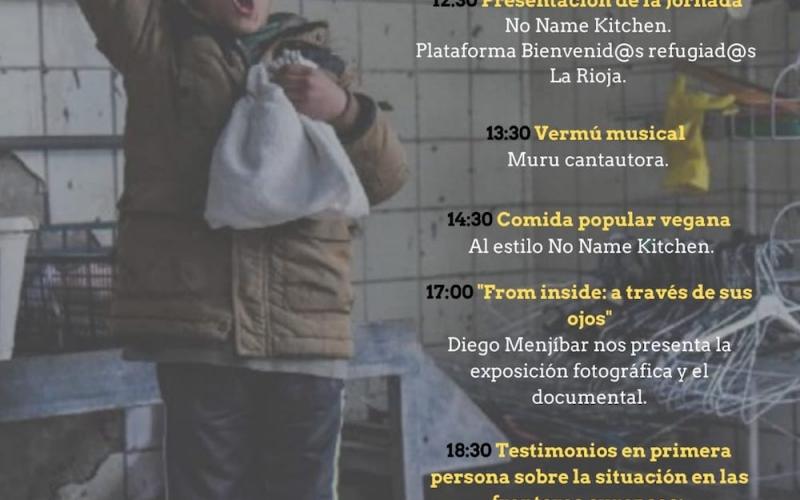 ¿Fronteras o puentes?, este sábado en la Puerta Gótika