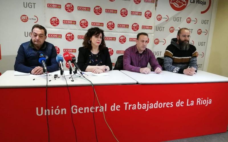 Aplazada la concentración en Autol sobre el convenio agropecuario