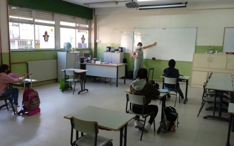 Los colegios públicos de Logroño carecen de personal de limpieza suficiente