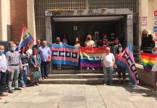 CCOO. Orgullo