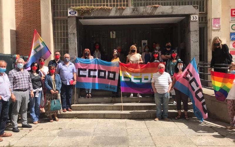 Orgullo de ser mujeres lesbianas, trans y bisexuales