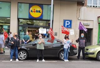 Protesta LIDL