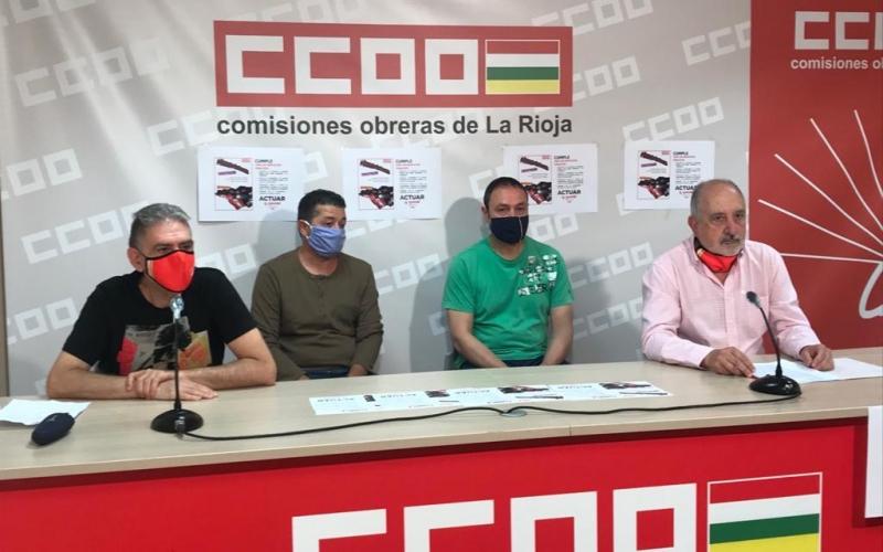 CCOO  denuncia el incumplimiento de los acuerdos de la Administración con los Empleados Públicos de la AGE