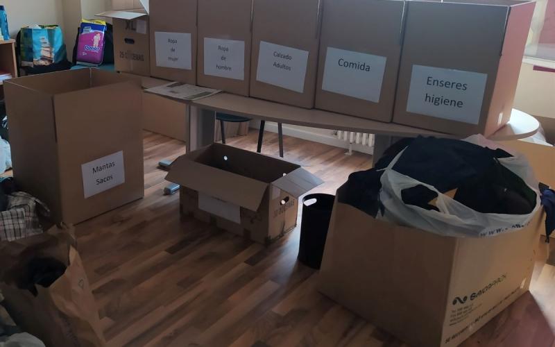 La Rioja desborda solidaridad con las personas refugiadas