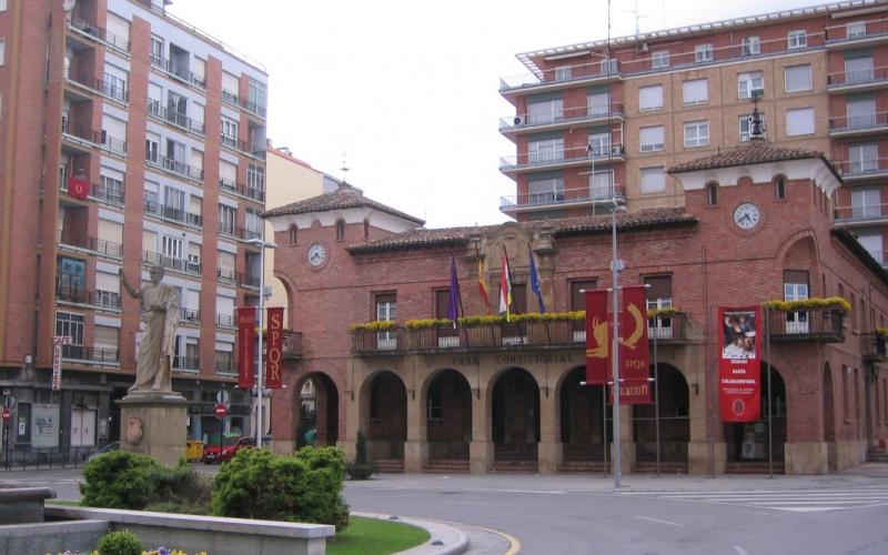 CCOO vuelve a ganar las elecciones sindicales en el Ayuntamiento de Calahorra