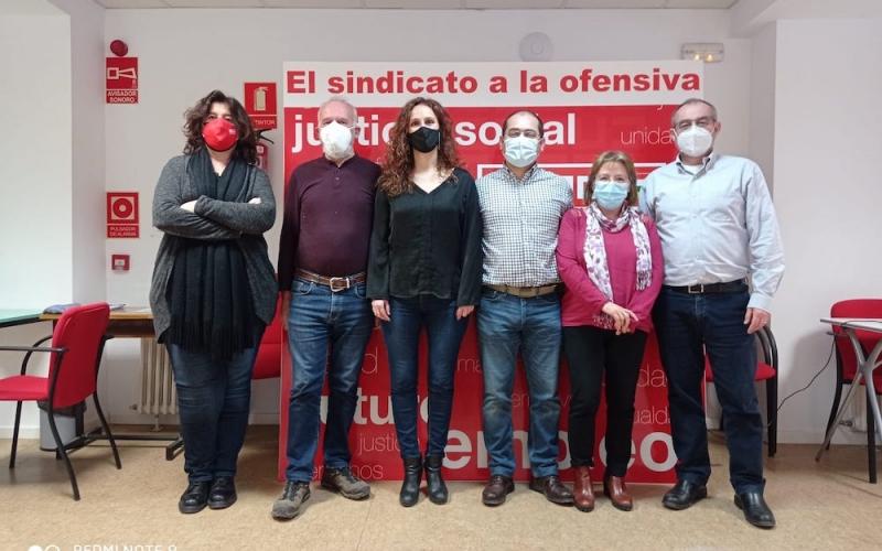 CCOO- Servicios La Rioja elige nueva Dirección en su III Congreso Federal Regional