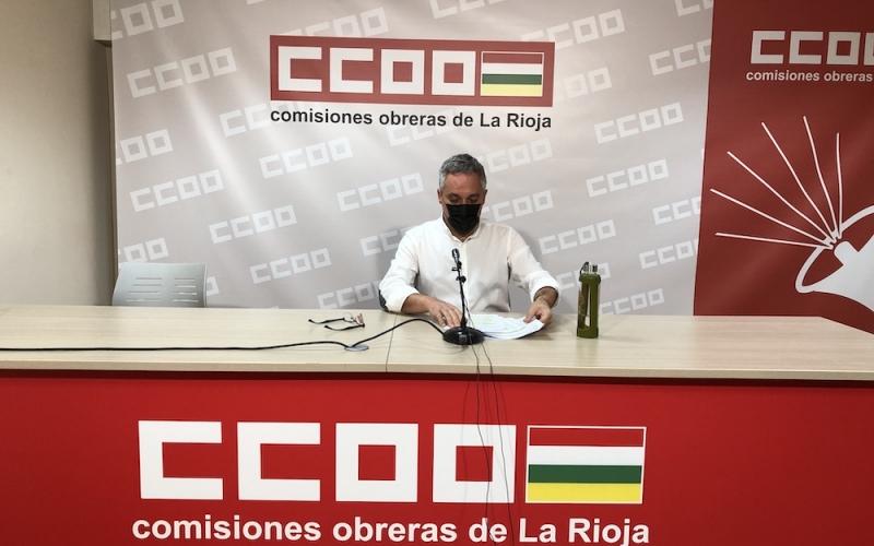 Este viernes, Congreso Regional de CCOO para renovar la dirección