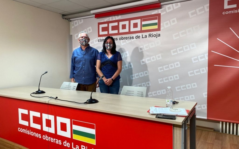 CCOO inicia movilizaciones para exigir la mejora de las condiciones laborales y salariales de las trabajadoras del Servicio de Atención a Domicilio