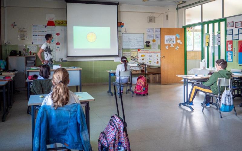 CCOO pone deberes a la Consejería de Educación para este curso 2021-2022
